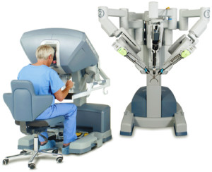 Операции на желудке в Израиле: робот «Да Винчи»