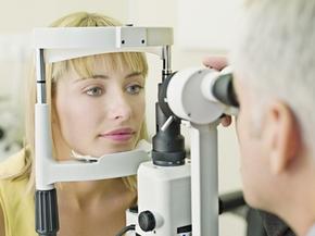 Обследование глаз в Израиле